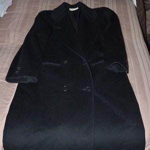 Morton Bernard Wool Coat